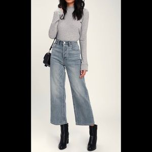 Free people boyfriend jeans /brand new with tags